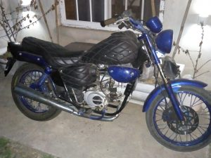 Motomel Custom