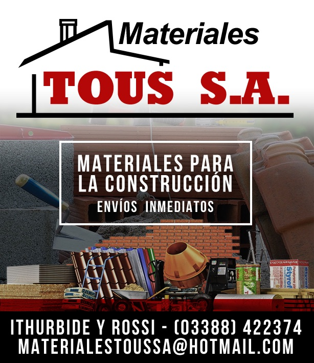 Materiales Tous S.A.