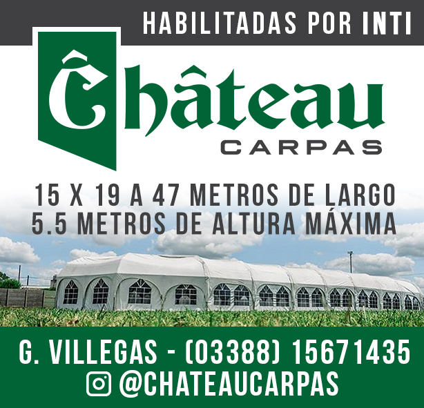 Chateau carpas